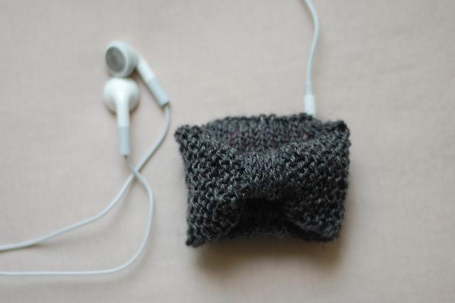 Knit Pouch