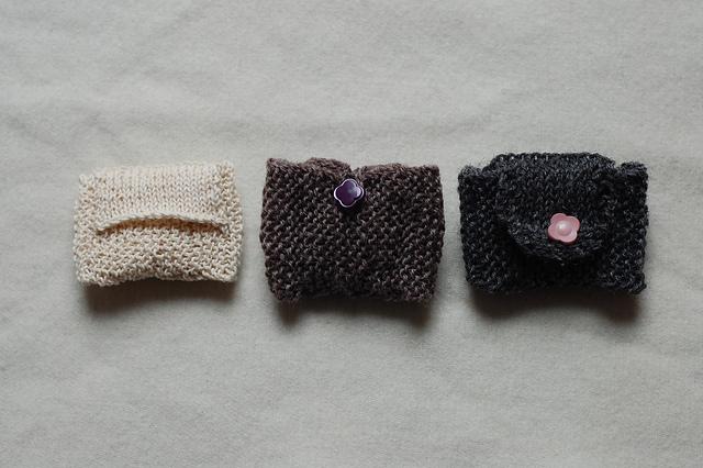 Knit Wristlet