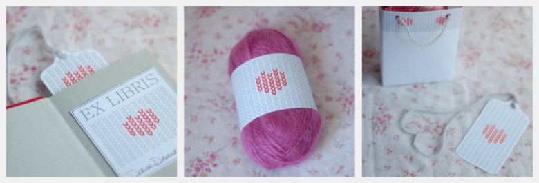 Knitting Gift Tags & Stationery